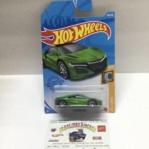 2021 hot wheels P case #148 17 Acura NSX green EE2
