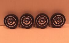 1/18 Highway 61/DCP Mopar Wheels and Whitewall Tires