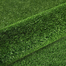 FR 20 Sqm Synthetic Turf Artificial Grass Fake Olive Plant Lawn 17mm