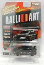 2018 Johnny Lightning *MIJO'S RALLI ART* Black 2004 Mitsubishi Lancer Evolution