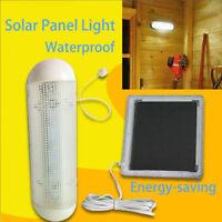 Énergie Solaire Led Lampe  Sécurité Projecteur Jardin Garage Applique lumière