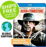Dead Again in Tombstone (Blu-Ray, 2013) NEW, Danny Trejo, Jake Busey
