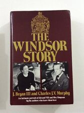 The Windsor Story - Charles Murphy,  J. Bryan (1979, Hardcover, DJ, 1st Edition)