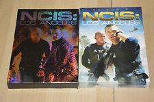 lot 2 coffrets DVD NCIS Los Angeles saisons 1 et 2 - VF