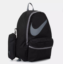 Nike Y Athletes Halfday Backpack Rucksack Black/Grey Bag