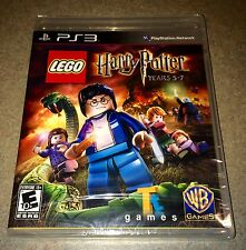 New LEGO Harry Potter: Years 5-7 (Sony PlayStation 3, PS3) FACTORY SEALED!