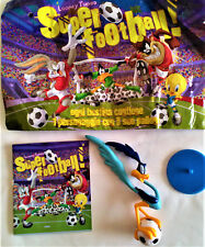 BEEP BEEP - PERSONAGGIO DEI SUPER FOOTBALL LOONEY TUNES - ED. GAMMA3000 2016