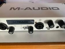 M-Audio M-Track II | 2-Channel USB Audio Interface