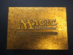 MAGIC FROM THE VAULT : LEGENDS , NUEVO , CERRADO