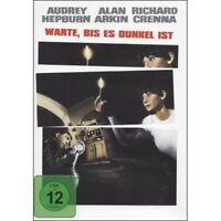 Warte, bis es dunkel ist DVD Audrey Hepburn 1967