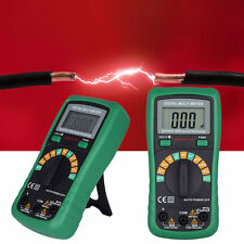 MS8233D Pro Multimeter With 2000uF Capacitance Auto Range Digital Multimeter ~SG