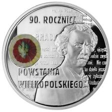 Poland / Polen - 10zl 90th Anniversary of the Greater Poland Uprising