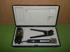 Grundig GDM 313 Microphone - Good Condition with Case