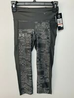 Under Armour heatgear leggings polyester gray size XS NWT