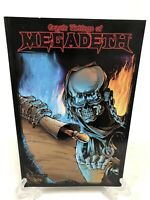 Cryptic Writings of Megadeth Chaos Comics Brand NEW Trade Paperback TPB