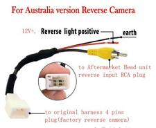 Reverse Car Audio Video Wire Harnesses For Toyota For Sale Ebay