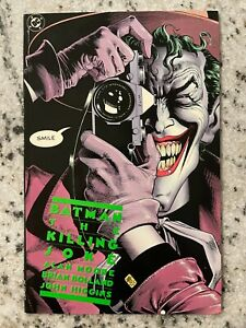 Batman The Killing Joke DC Graphic Novel Comic Book NM 1st Print Joker  J595