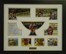 Cadel Evans Signed Framed Limited Edition *Stock Clearance Sales*