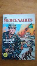 elvifrance - Les mercenaires N°2 - 1979 - La guerre est mon métier