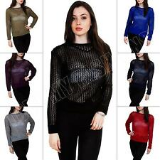 Unbranded Mesh Jumpers & Cardigans for Women