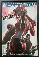 Suicide Squad #1 / Rebirth / Lee Bermejo Harley Quinn Variant Cover / NM+