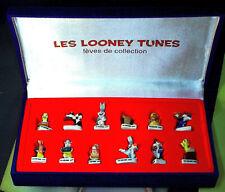 Serie Complète de Fèves Les Looney Tunes 12 pièces en écrin de luxe