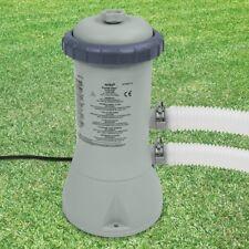 POMPA FILTRO PER PISCINE 3785 l/h INTEX 28638 depuratore fino a max 12.000 lt