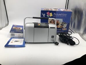 Epson PictureMate B271A Digital Photo Inkjet Printer