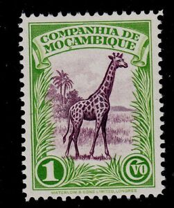 MOZAMBIQUE COMPANY   SCOTT# 175 MNH  ANIMAL TOPICAL (GIRAFFE)