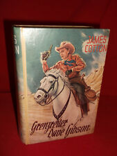 Grenzreiter Dave Gibson (James Cotton)Ehem. Wildwest-Western-Leihbuch-Leihbücher