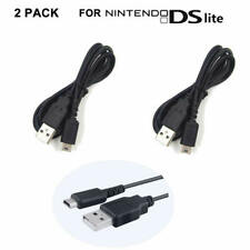 2x For Nintendo DS Lite NDSL USB Charging charger Cable Cord For NDSLite Console