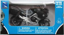 NewRay - BMW R 1200 RT schwarz 1:18 Neu/OVP Motorrad-Modell