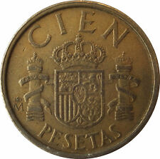 ESPAÑA: 100 PESETAS JUAN CARLOS I. AÑO 1986. RC+. VALOR EN LETRAS. ENVIO GRATIS¡