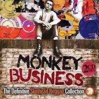 Artisti Vari - Monkey Business: The Definitive Skinhead Regga Nuovo CD
