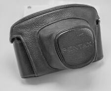 Rare - 1st Model Asahi Pentax S2 H2 SLR Camera Soft Case - Also S K AP