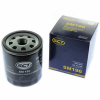 Original SCT Ölfilter SM 196 Oil Filter