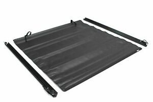 Lund 6.5' Genesis Roll Up Truck Bed Tonneau Cover for F-250 - F-550 Super Duty