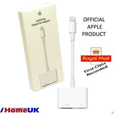 Genuine Apple Lightning to HDMI/HDTV Adapter MD826ZM/A for iPad Pro, Mini, Air