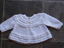 Hand Knitted Baby Unisex Outerwear