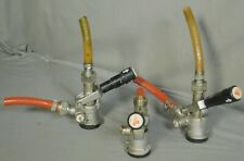 """3 Us Sankey """"D� Keg Couplers Used Working Condition Heavy Duty Micromatic"""