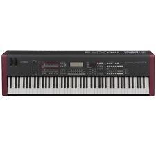Yamaha MOXF8 88-Key Keyboard Weighted Synthesizer Music Production Workstation