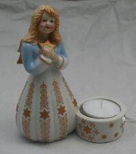 VILLEROY& BOCH -  Nostalgic Light - Teelichthalter Engel groß