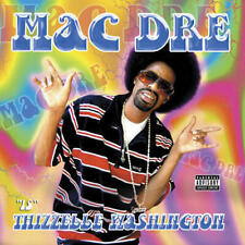 Mac Dre - Thizzelle Washington [PA] CD SEALED NEW Bay Area hip-hop legend, hyphy