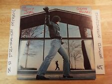 BILLY JOEL GLASS HOUSES LP W/ LYRIC SLEEVE