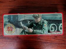Russell Stover Elvis Presley 2000 Collectible Tin It Won't Seem Like Christmas
