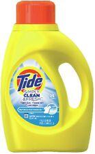 Tide 40-fl oz Refreshing Breeze High-Efficiency Laundry Detergent