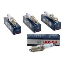 4x BOSCH Candela Set Super Plus 0242235661 hr7dc+ per MERCEDES 190 w201 w463