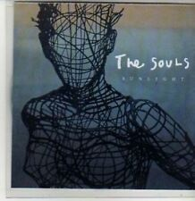 (BT739) The Souls, Sunlight - DJ CD