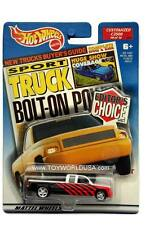 2000 Hot Wheels Editor's Choice Customized C3500 Series 1 #8 Target Exclusive