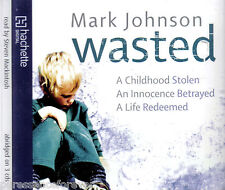 WASTED - Mark Johnson (CD Audio Book) (Sld)